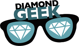 Diamonds Geek Logo - Dan Greenberg