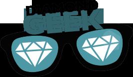 Diamonds Geek Logo - Dan Greenberg