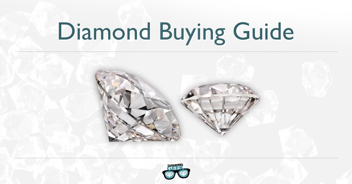 Diamond Buying Guide for Engagement Rings and Jewelry