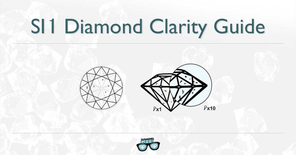SI1 Diamond Clarity Guide