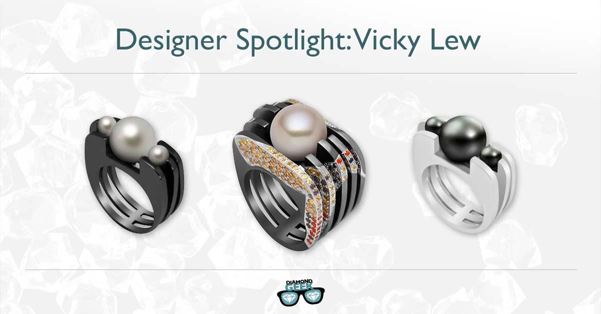 Designer Spotlight. Vicky Lew