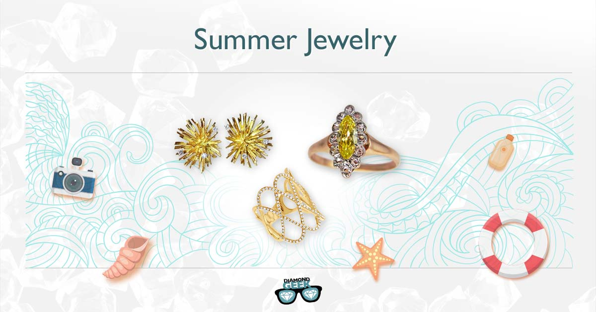 The 9 Pieces of Summer Jewelry You Have to Check